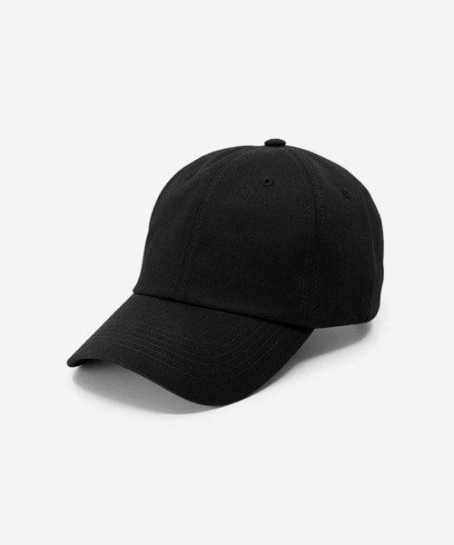 Big Sized Baseball Cap Cotton Twill